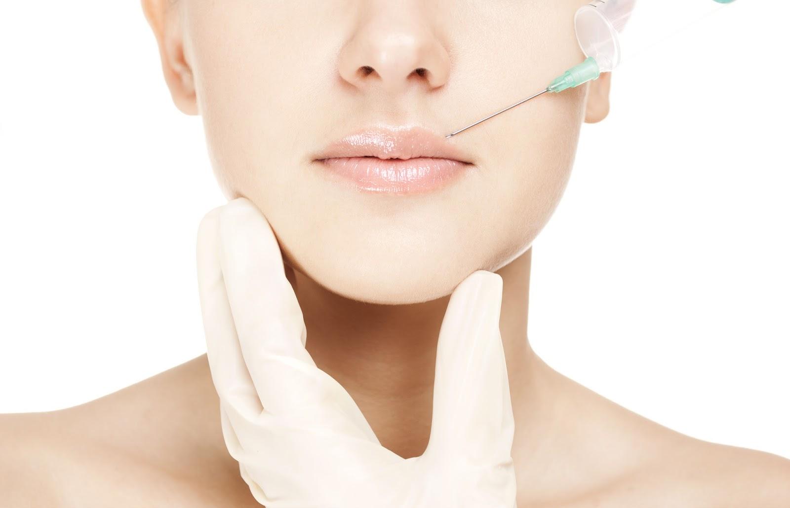 Augmentation et correction des lèvres